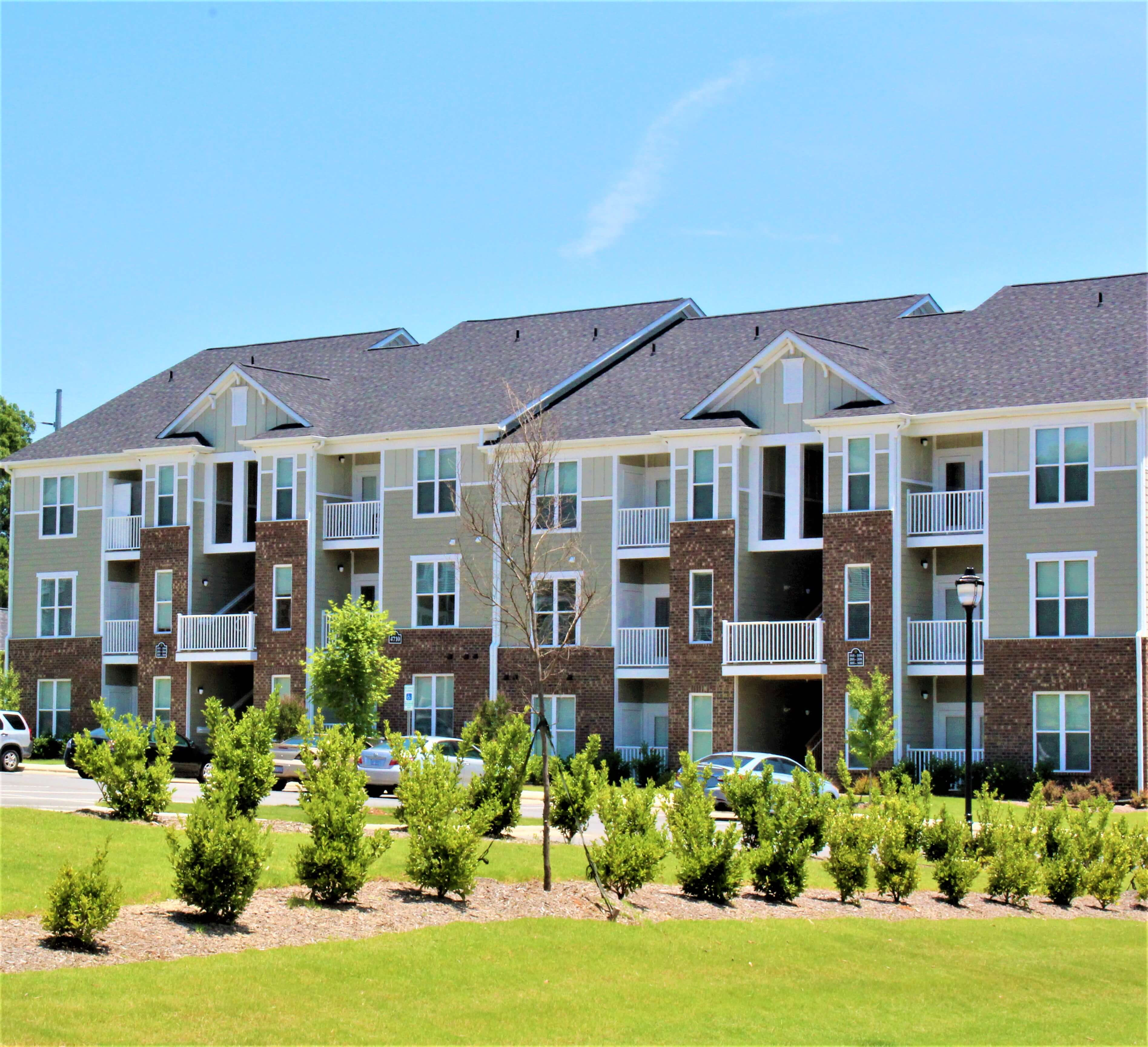 The Chester w/ Balcony ... & Seasons at Poplar Tent 450 Seasons Place Concord NC 28027