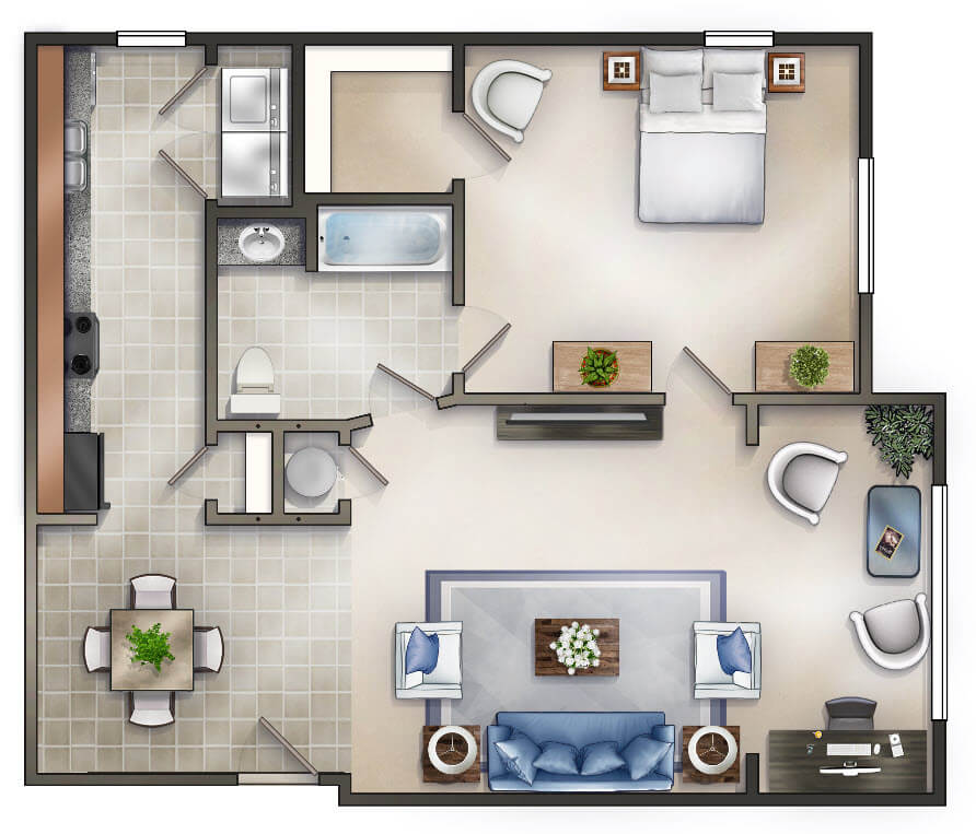 Brittany Apartments: Brittany Place Of Hendersonville